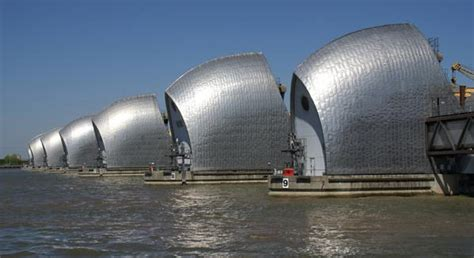 thames barrier improvements the big ditch