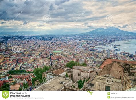 A View Of Naples, Italy Editorial Image   Image: 30929710