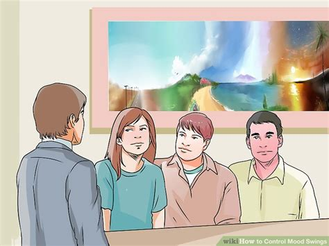 control mood swings how to control mood swings with pictures wikihow