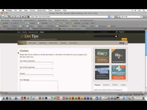 tutorial wordpress admin panel wordpress tutorial trainer part 2 the admin panel youtube