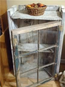 Curio Cabinet With Side Doors Repurposed Furniture 044