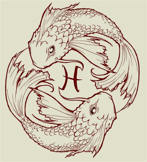 two koi fish tattoo designs pisces tattoos pisces designs fish astrology