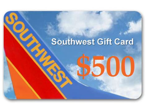 Gift Cards For Airlines - southwest airlines gift card giveaway giveaway frenzy