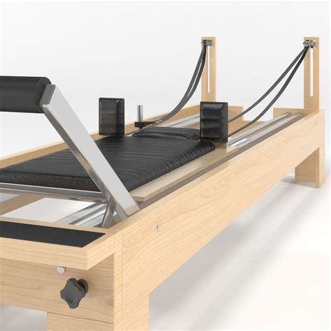 Pilates Table by Pilates Table 3d Model Max Obj 3ds Fbx Cgtrader