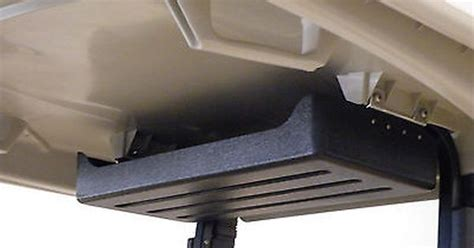 Top Shelf Golf by Yamaha Drive Golf Cart Rear Overhead Storage Shelf