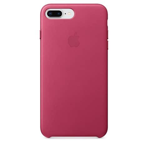 Original Appple Iphone 8 Plus 7 Plus Leather Saddle Brown New iphone 8 plus 7 plus leather pink fuchsia apple