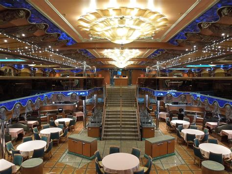 atlantic dining room sweet escapes carnival victory cruise