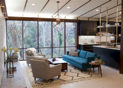 mid century modern living room decor ideas 13 homedecort