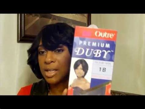 "Duby Premium ""Bob"" Hairstyle   YouTube"