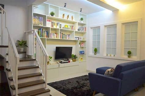 Kulkas Keluarga Ukuran Kecil 18 model ruang keluarga kecil dengan ukuran 2x3