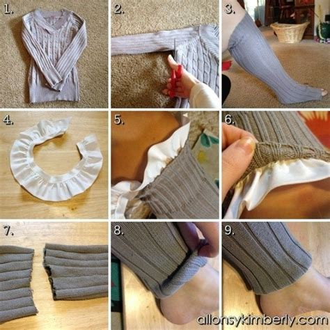 top  diy winter fashion projects  simple tutorials
