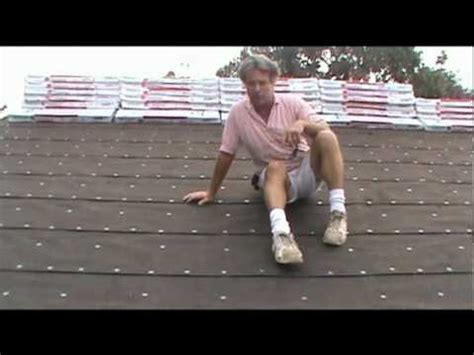 nail pattern roof felt drying in roof mpg youtube