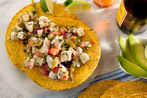Superior Halibut Recipes #9: 29561_ceviche_tostadas2.jpg