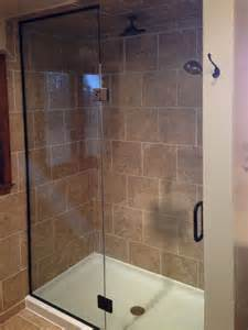 custom shower door custom glass shower doors oregon wisconsin area glass