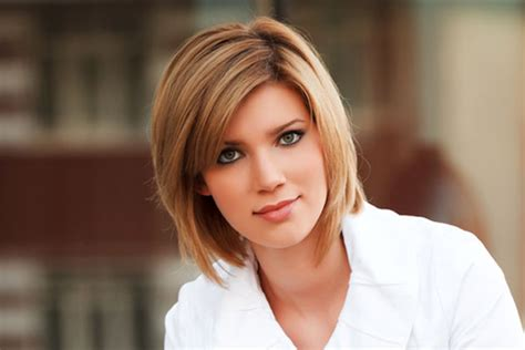 hairstyles thick chin length hair hairstyles for women 2015 hairstyle stars