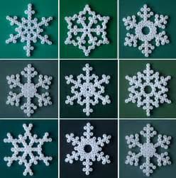 snowflake christmas decorations room to bloom