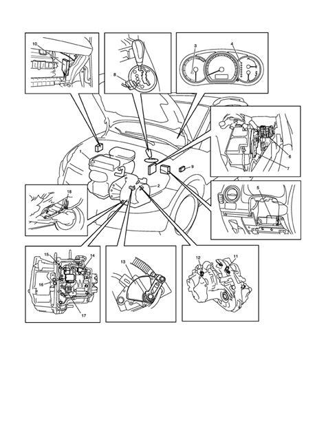 Suzuki Sx4 Gearbox Suzuki Workshop Manuals Gt Sx4 4wd L4 2 0l 2008