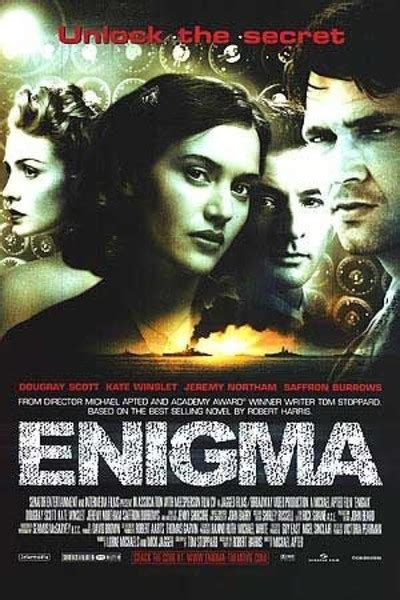 film enigma war enigma movie review film summary 2002 roger ebert