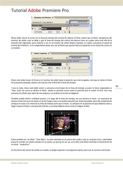 tutorial adobe premiere pro tutorial adobe premiere pro