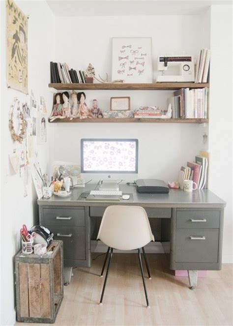 Desk That Looks Like A Cabinet by 10 Inspiring Workspaces To Style Your Desk After The White Corner Creative