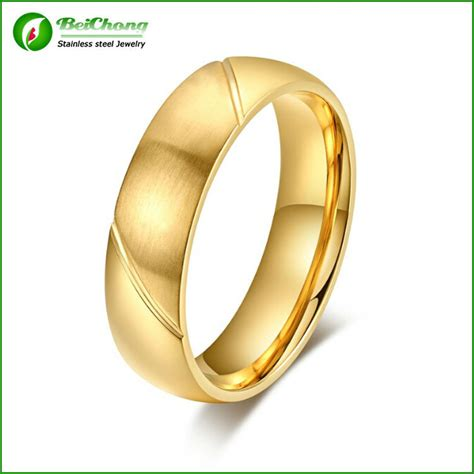 Wedding Ring Design Without by Wedding Ring Plain Gold Ring Without Stones For