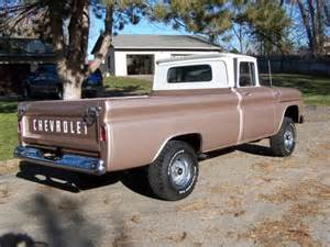 beautifully restored 1962 chevrolet c10 4x4 for sale