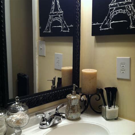paris inspired bathroom 1000 images about bathroom ideas on pinterest black