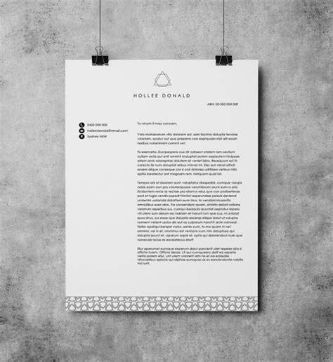 letterhead templates microsoft word