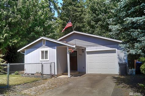 Washington Garage Sales by House With 1 Car Garage For Sale In Shelton Wa