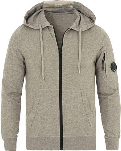 Cp Hodie Care c p company zip hoodie grey melange hos careofcarl no