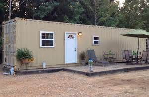 shipping container tiny house for sale