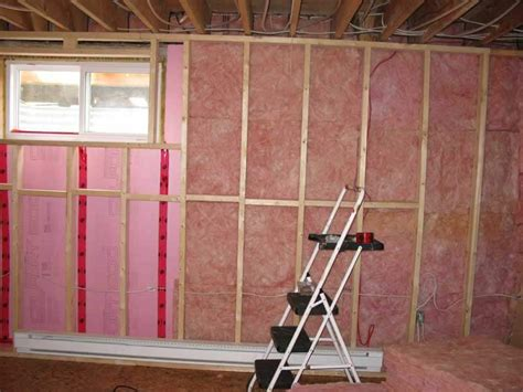 Insulation Products Aerolite And Isotherm Insulation Do You Insulate Basement Walls