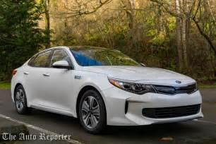 2017 Kia Optima 2017 Kia Optima Hybrid Ex Review The Auto Reporter