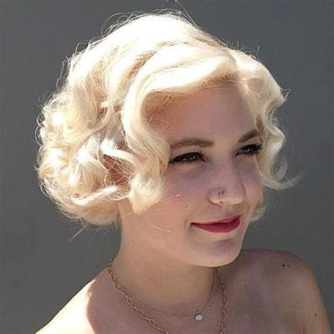 pin curl bob 40 pin up hairstyles for the vintage loving girl