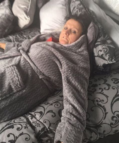 still in bed mom goes viral after daughter shares her before and after