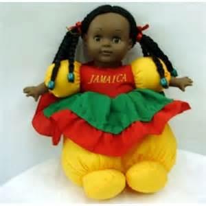 Handmade Kitchen Island jamaican chubby doll