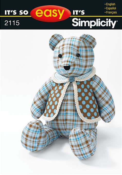 memory bear pattern free best photos of remembrance bear patterns memory bears
