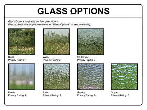 Door Glass Options Glasscraft Round Top Single Surround Valencia 36 Quot Full
