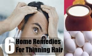 home remedies for thinning hair thinning hair in is a common problem there are many
