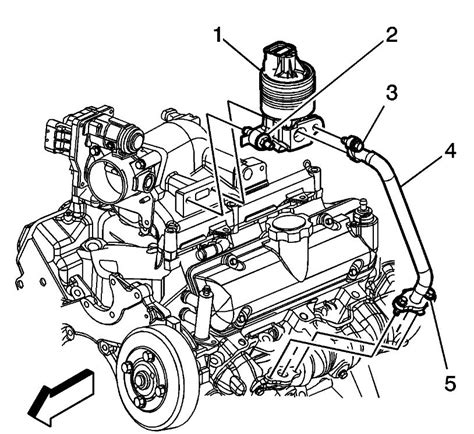 motor auto repair manual 2007 chevrolet equinox head up display egr valve chevrolet forum chevy enthusiasts forums