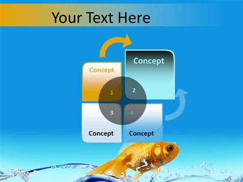 best photos of fish ppt template free fish powerpoint