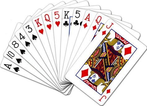 Card Fan Template by Bridge Cards Clipart Clipart Suggest