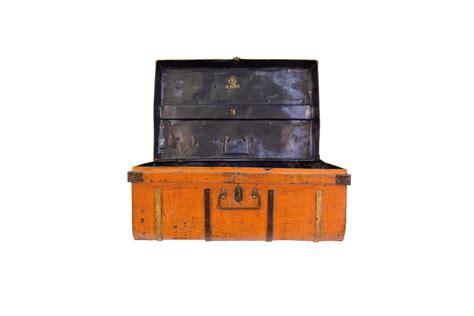 vintage arredo arredi vintage valigia vintage in metallo