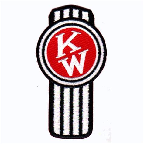 old kenworth emblem kenworth logo black and white