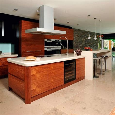 team wood with white kitchen island ideas housetohome