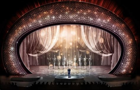 Floor And Decor by The 2017 Oscars Stage Is Inspired By Vintage Art Deco