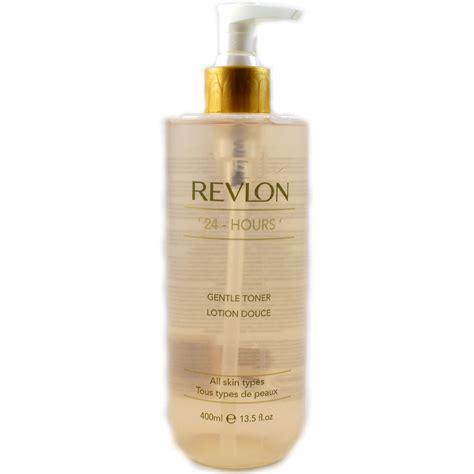 Toner Revlon revlon 24 hours gentle toner lotion douce 400 ml