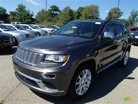 jeep granite crystal metallic granite crystal metallic 2014 jeep grand cherokee summit