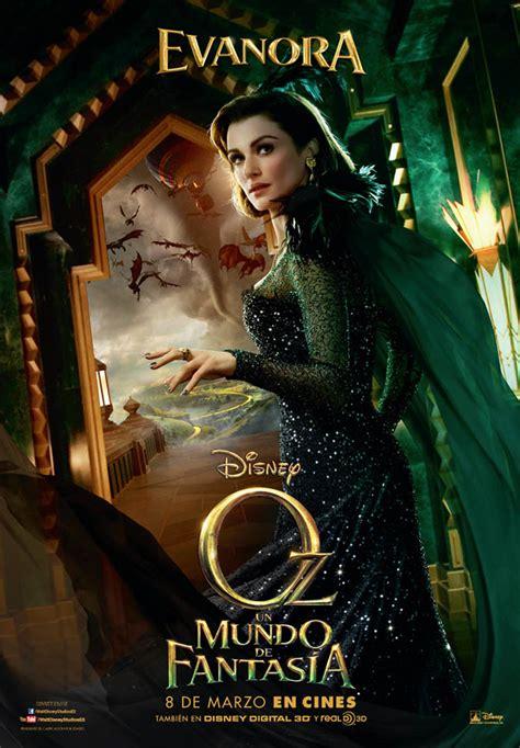 film fantasy fantastique fotos y descripciones de los personajes de oz un mundo de