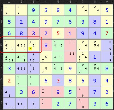 printable combination sudoku sudokuwiki org killer cage combination exle